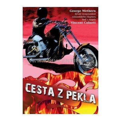 Kniha-CESTA Z PEKLA