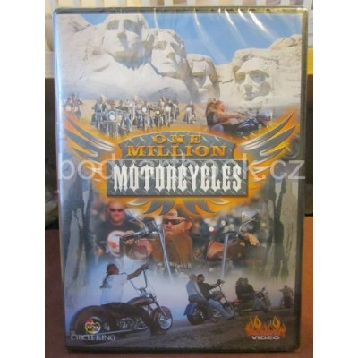 DVD - One milion motorcycles