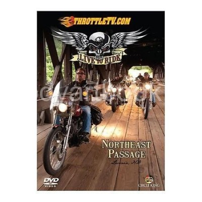 DVD -  LIVE TO RIDE...