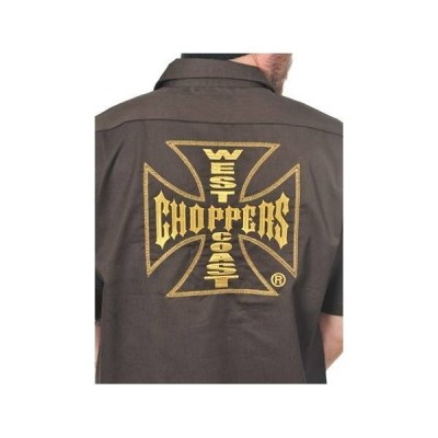WEST COAST CHOPPERS- WORK...