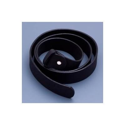 Kožený pásek- černý