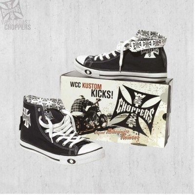 "Boty West Coast Choppers- ""Converse"" WCC"