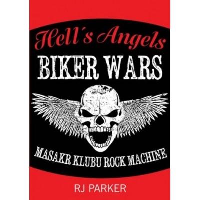 Kniha - Hells Angels Války...