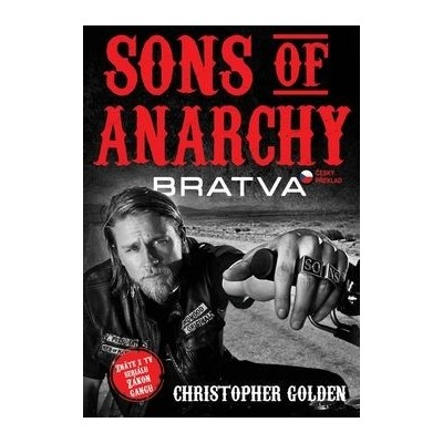Kniha- Sons of Anarchy