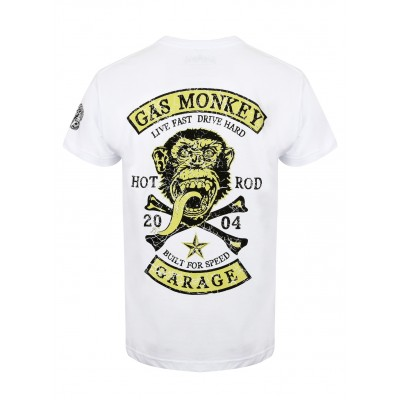 GAS MONKEY GARAGE- TRIKO