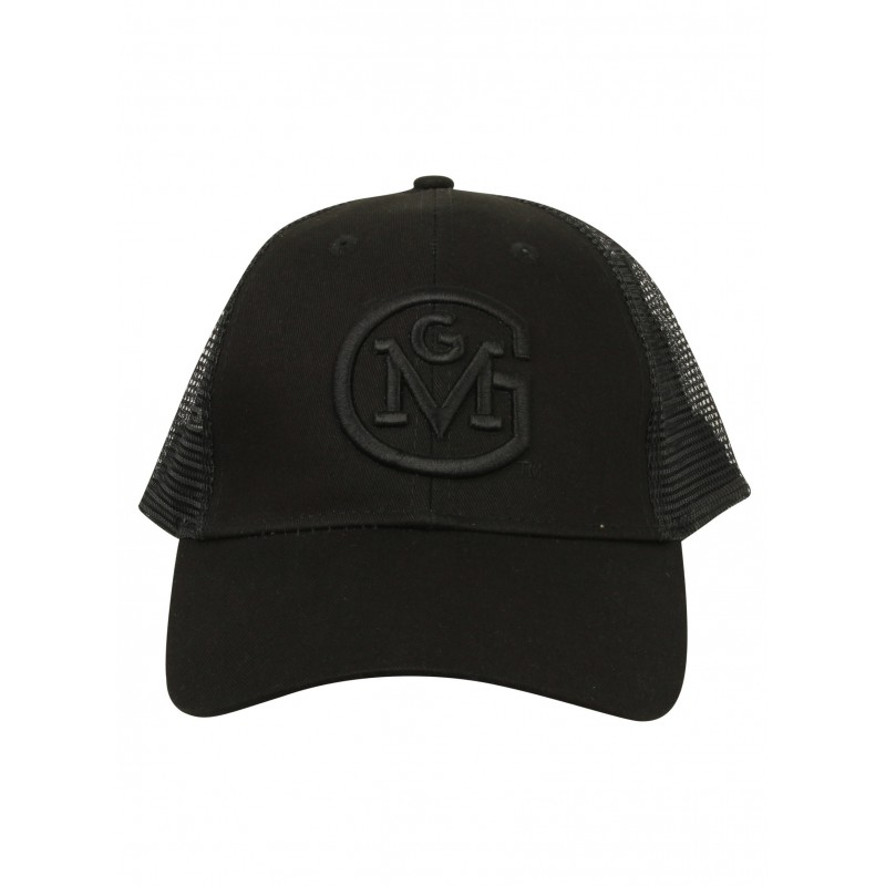 GAS MONKEY GARAGE- KŠILTOVKA  GMG  OG LOGO BLACK