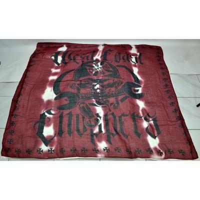 WEST COAST CHOPPERS-Velký Šátek 120x120cm WCC