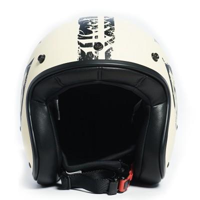 OTEVŘENÁ HELMA WCC- Gangscript Helmet - Off White