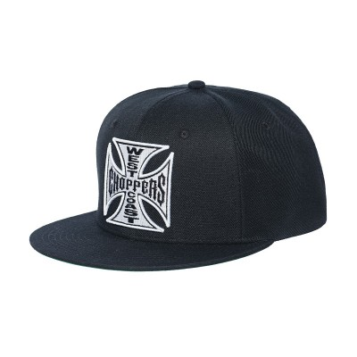 WEST COAST CHOPPERS-KŠILTOVKA OG CROSS FLATBILL SNAPBACK