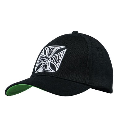 WEST COAST CHOPPERS-KŠILTOVKA OG CROSS ROUND BILL SNAPBACK