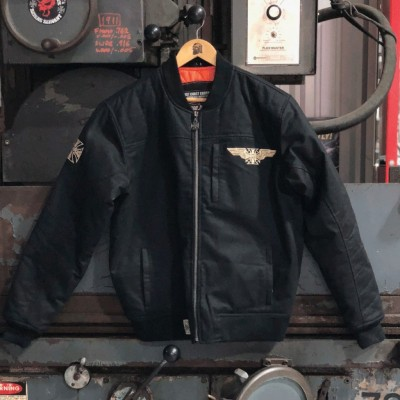WEST COAST CHOPPERS BUNDA- ASSUALT JACKET WCC