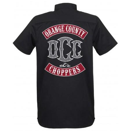 """Orange County Choppers- KOŠILE-WORK SHIRTS """"OCC COLOURS"""""""