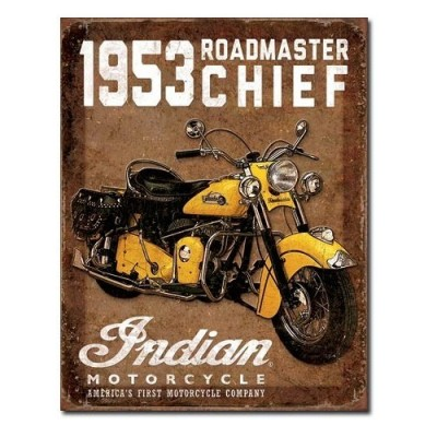 CEDULE 1953 INDIAN ROADMASTER