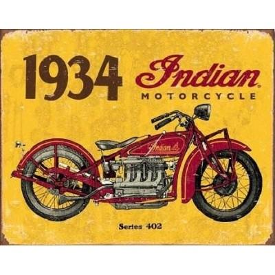 CEDULE INDIAN 1934
