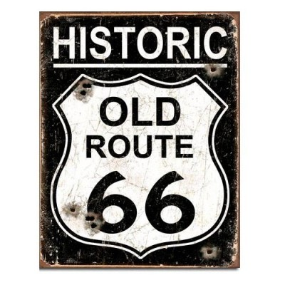 CEDULE OLD ROUTE 66 -...