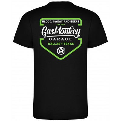 GAS MONKEY GARAGE - TRIKO...