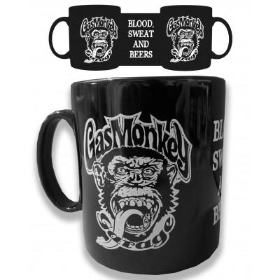 Gas Monkey Garage - hrnek...