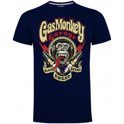 GAS MONKEY GARAGE- TRIKO...