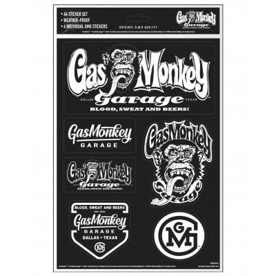 GAS MONKEY GARAGE- SET...