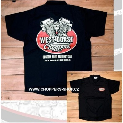 WEST COAST CHOPPERS  - WORK...