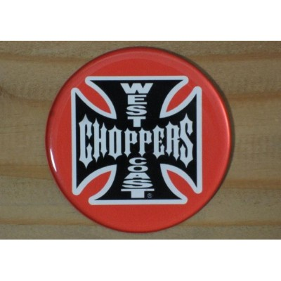 WEST COAST CHOPPERS- Magnet...