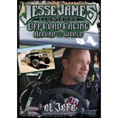 JESSE JAMES DVD PRESENTS OFF ROAD RACING AROUND THE WORLD 20500