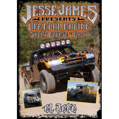 JESSE JAMES DVD PRESENTS OFF ROAD RACING SHORT COURSE TO BAJA 20501