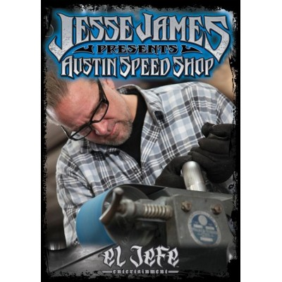 JESSE JAMES DVD PRESENTS...