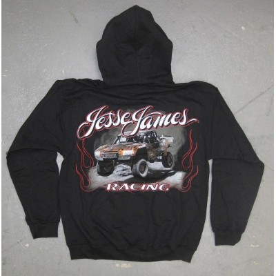 JESSE JAMES RACING - MIKINA...