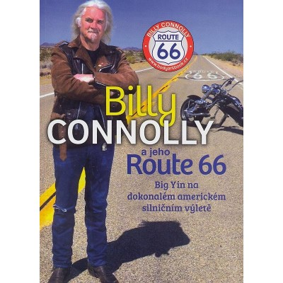 Kniha-Billy Connoly- Route 66