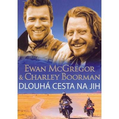Kniha-Dlouhá cesta na jih