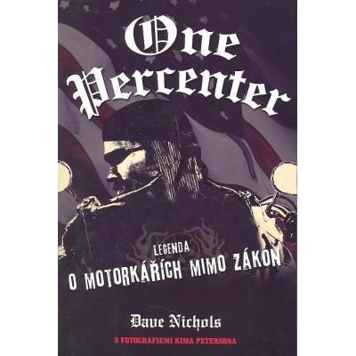 Kniha-Legenda o motorkářích...
