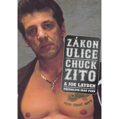 Kniha-Zákon ulice- Chuck Zito