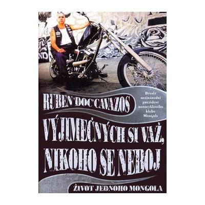 Kniha-Život jednoho Mongola