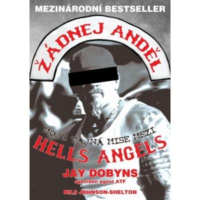 Kniha-Žádnej Anděl