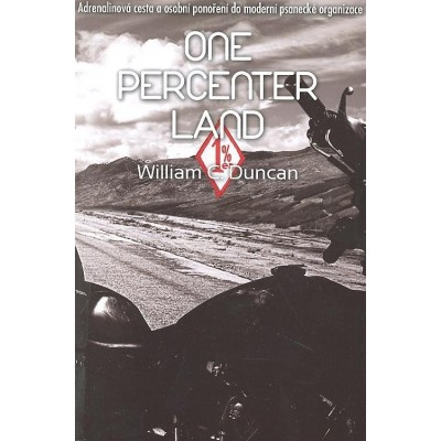 Kniha-One Percenter Land