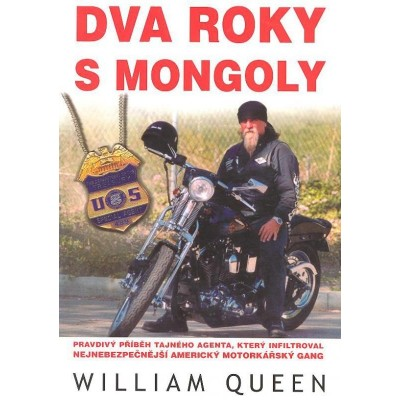 Kniha- Dva roky s Mongoly