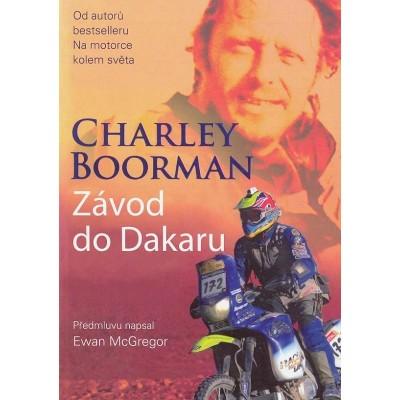 Kniha- Závod do Dakaru
